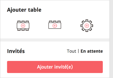 plan tables mariage - mariages