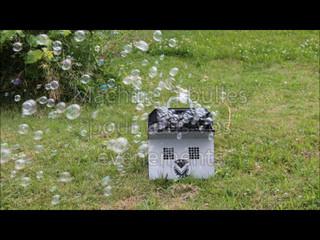 Démo de la machine à bulles
