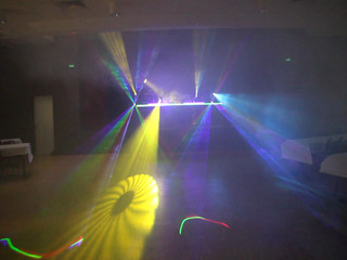 Show lights & Laser