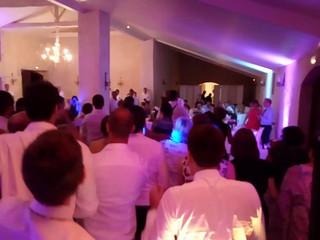 Prestation DJ mariage M&V