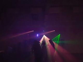 Prestation son et lumières