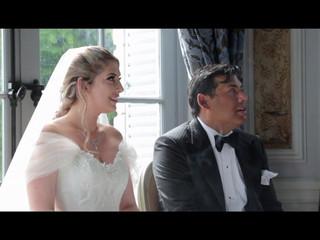 Mariage au Château de la Canière