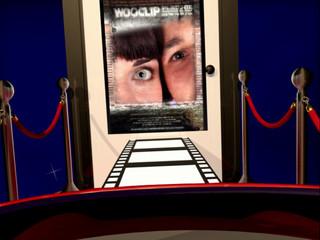 Hollywood faire-part vidéo
