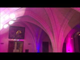 Video éclairage Abbaye de Longpont (02)