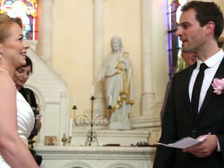 Mariage Franco-Australien