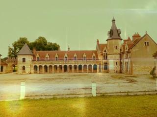 Château de la Crête à Audes