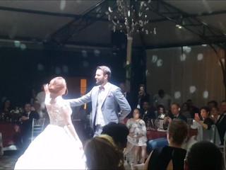 Merveilleuse ouverture de bal de mariage thème de Cendrillon - Chorégraphie par Norma Danse