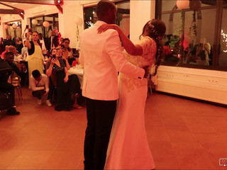 Ouvrir le bal de son mariage sur un tango moderne