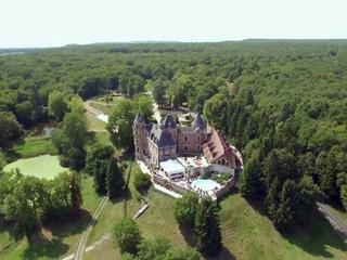 Château de Maulmont - Extérieur