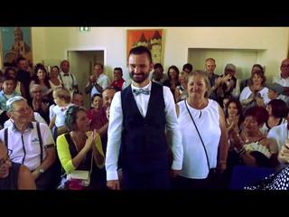 Clip mariage Sabine et Jordan