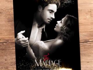 Faire-part mariage cinéma