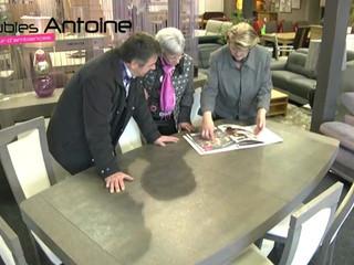Présentation Meubles Antoine