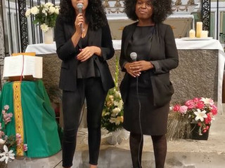 Chant Gospel Amazing grace