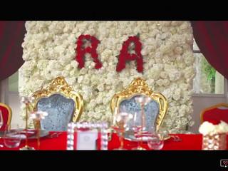 Décoration mariage intégrale-Mariage R&A