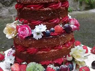 Naked cake vidéo