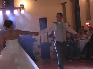 Ouverture de bal Camille et Maxence
