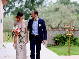Inspiration Colorfull Provence chic wedding