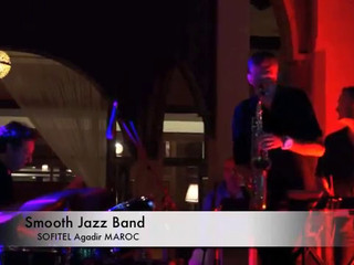Smooth Jazz Band Agadir