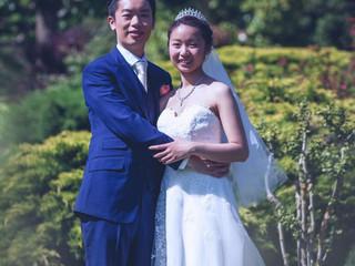 Mariage de Cherrine & Gary
