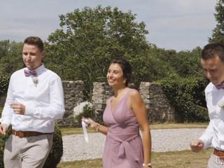 Vidéo mariage Zoé & Victor