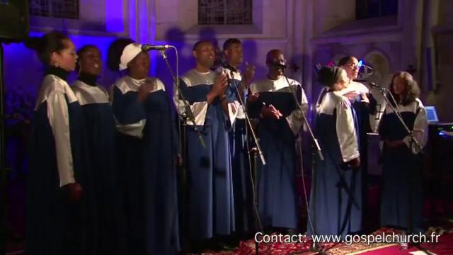 Total Praise Par La Chorale LES GOSPEL CHURCH