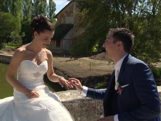Extrait du mariage de Pauline et Pierre