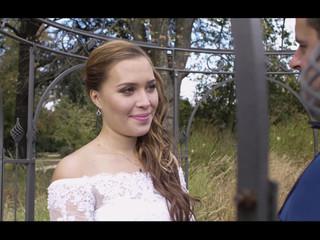 Teaser mariage Lilian et Maéva