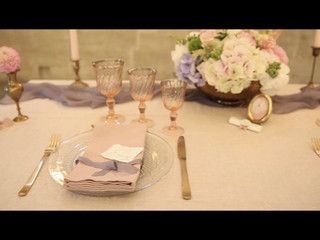 Poetic Wedding in Provence