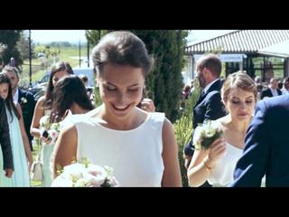Vidéo de mariage au château de Monbazillac Marjorie & Chamika
