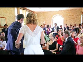 Vidéo de mariage à Saint Martial d'Albarède - Margaux et Baptiste