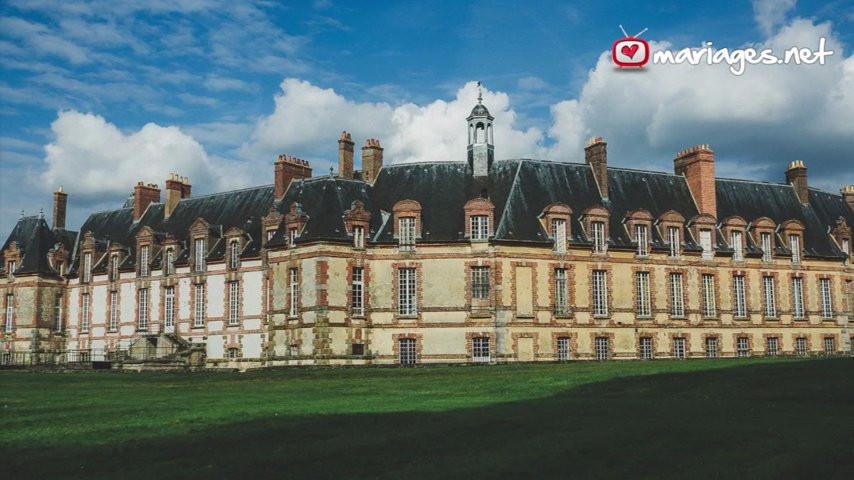 Super Château de Neuville - Château et Relais de Neuville - Vidéo  RD74