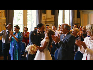 Mariage de Samantha et Philippe au Château de Baronville