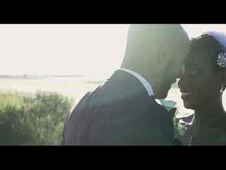 Teaser du mariage de Pamela et Jean-Baptiste