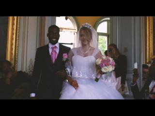 Teaser du Mariage de Soukeina et Idrissa à Paris
