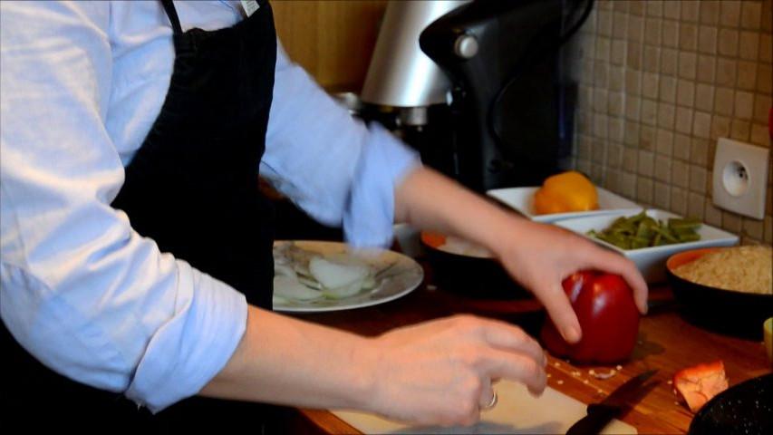 Paella au feu de bois Aromagusto Vidéo Mariages net # Paella Feu De Bois