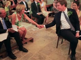 Vidéo reporte mariage