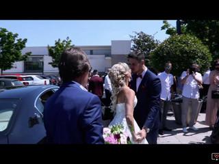 Wedding teaser Elodie & Lionel