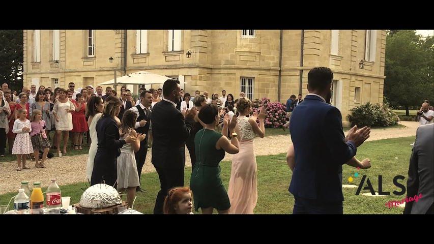 Tir Au Vol  Arcachon  - Als Mariage - Soci U00e9t U00e9 Als