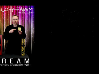 Teaser magie de scène Grégory Farm