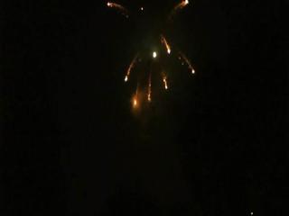 Spectacle pyromusical Ibiza2
