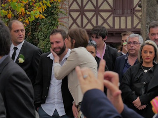 Teaser du mariage d'Elsa et Vincent