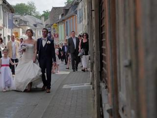 Teaser du mariage de Sandra et Fabrice