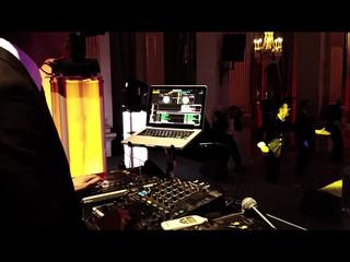 Prestation DJ à l'Hôtel de ville de Paris