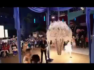 Wedding cake de folie