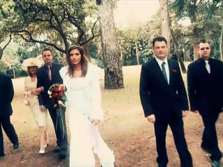 Mariage de Teuf et Titia