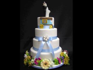 Diaporama de Wedding Cakes