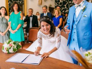 Mariage au Clos du Tuilier