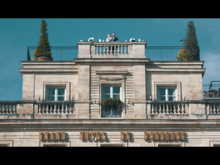 Superbe mariage royal à l'Intercontinental Bordeaux-le Grand Hotel