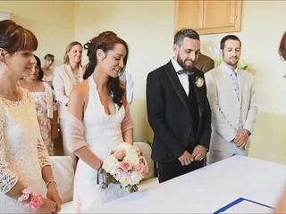 Mariage Alexandre et Amélie