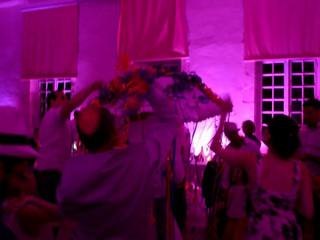 Danse ombrelle
